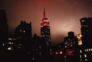 Empire state red