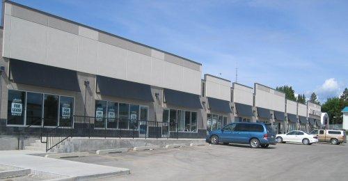 Five Unit Strip Mall