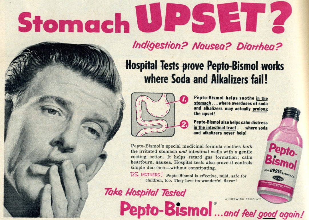 how to get rid of a upset stomach and diarrhea
